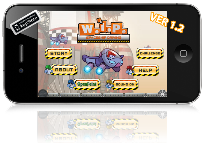 W.I.P. Version 1.2 - Available on the Apple Store